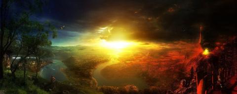 Описания Ада и Рая от людей,…