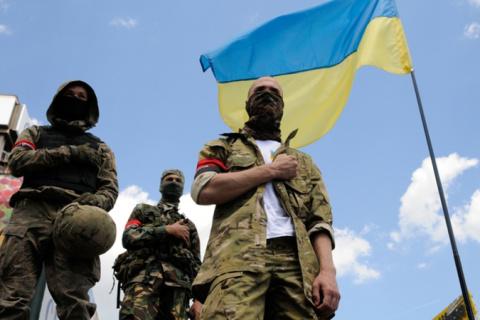 Политологи: неонацисты «Правого сектора» сорвут мирный процесс на Украине