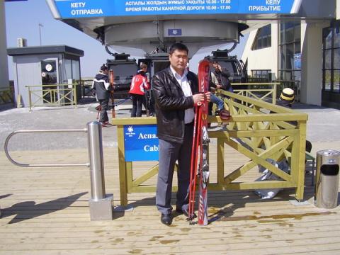 Сакен Оразбаев