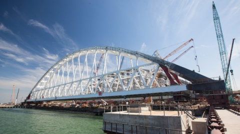 Крымский мост – бельмо на гл…