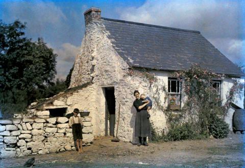Ирландия 100-летней давности…