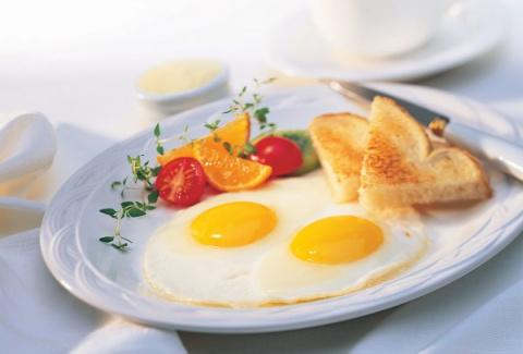 Блюда из яиц: Правила этикета и подачи