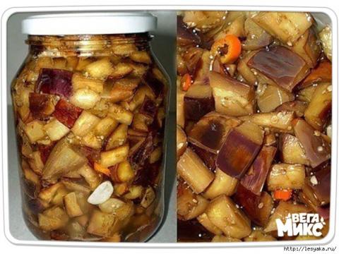 Баклажаны как грибы - уникальный рецепт заготовки на зиму!