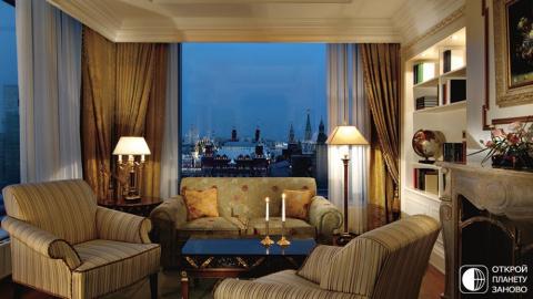 ТОП 10 самых дорогих отелей мира: