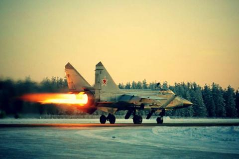 МиГ-31БМ против ATACMS и инс…