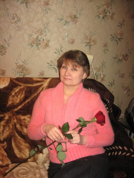 Галина Голованева