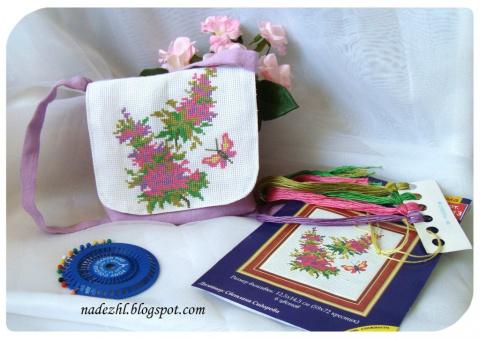Летняя сумочка для девочки