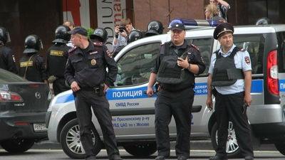 Шестеро московских полицейских задержаны по подозрению в коррупции