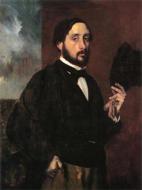 История одной из самых скандальных картин Лувра