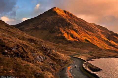 Самая длинная дорога в Ирландии