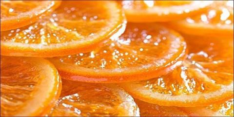 Карамелизованные апельсины в…