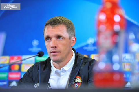 Виктор Гончаренко: У нас достаточно опыта и класса, чтобы победить «МЮ»