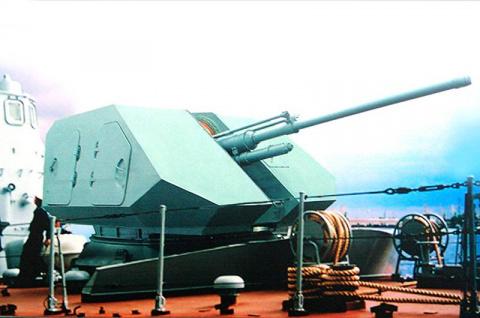 Корабельная артиллерийская у…