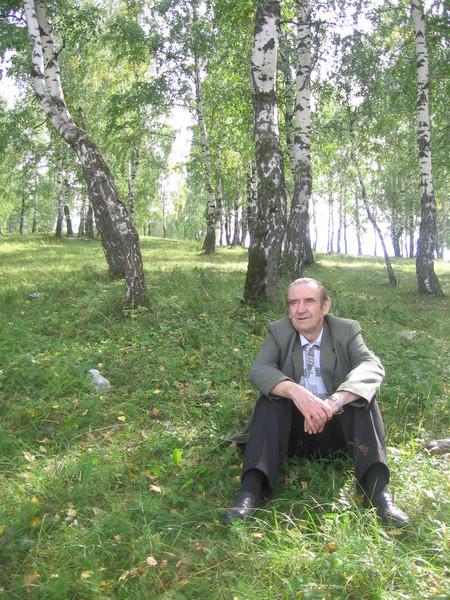 Виктор Николаевич Чистяков
