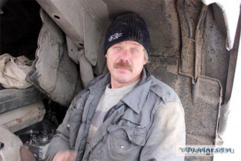 Почему водила с Украины под Тверью не замерз