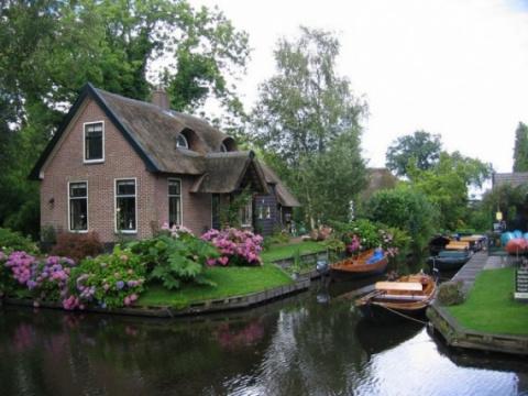Гитхорн - голландская деревн…