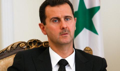 Асад поведал о страданиях сирийского народа