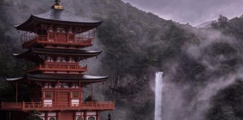 Завораживающая красота Японии в сезон дождей