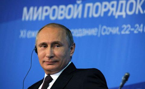 Путин рассказал о реакции Европы на его предложения по газу