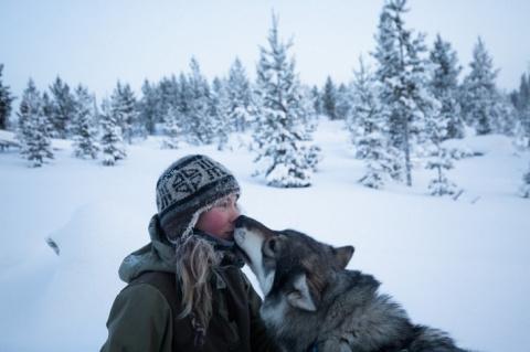 Жизнь отшельницы из Финлянди…