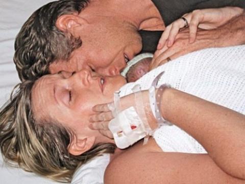 Малыш умер во время родов, и…