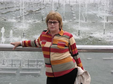 Светлана Манаковская  Подгорнова
