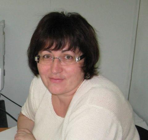 Наталия Жилина