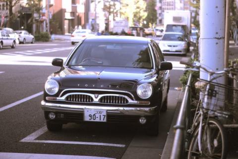 Toyota Origin - То, с чего все начиналось