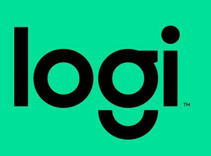Logitech укоротил логотип