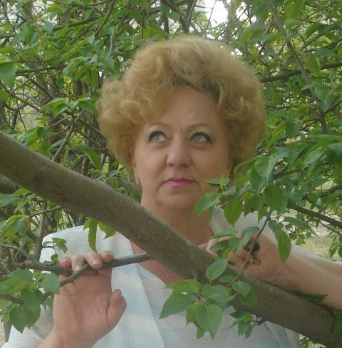 Татьяна Анохина (Львова)
