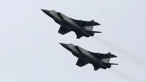 Российские пилоты в Дамаске готовятся к крупной операции против ISIS