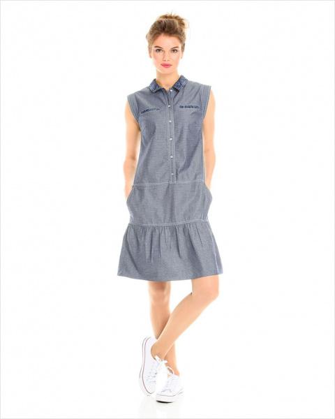 Основные тенденции моды весн…