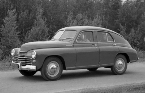 Автомобили КГБ, которые учас…