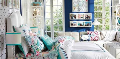 Умиротворяющая спальня: 4 варианта оформления