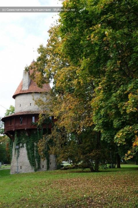 Замок Кийу в Эстонии: когда время диктует правила
