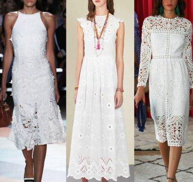 Модные платья — обзор актуальных фасонов для сезона весна-лето 2017