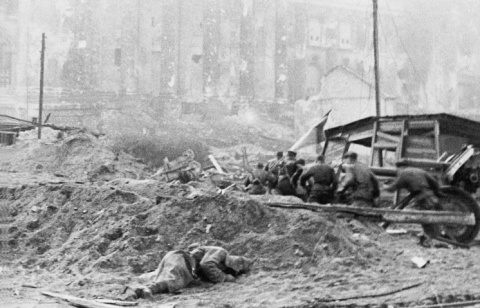 2 марта 1945 года бои в Вост…