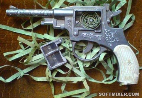 Пистолеты советских мальчишек