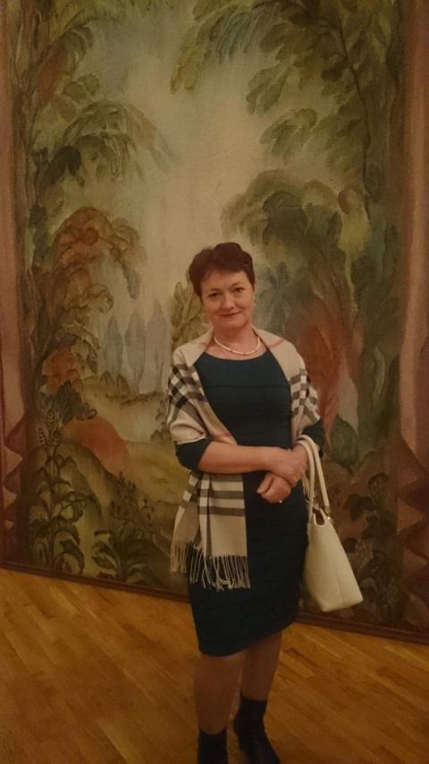 Валентина Шумилова
