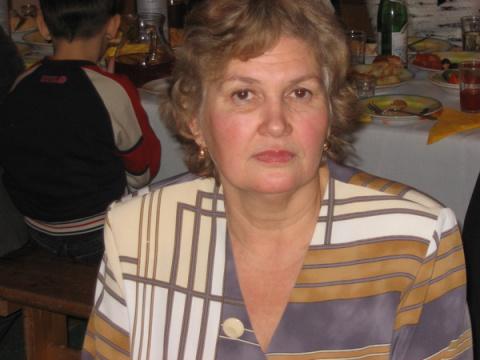 Наиля Давлетшина