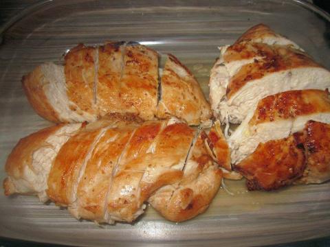 Сочная куриная грудка всего за 5 минут - отличный дачный рецепт!