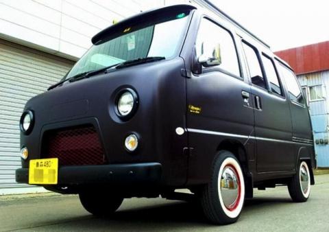 """Как японцы превращают местные автомобили в """"Буханки"""""""