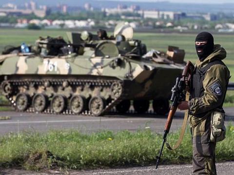 Ярош намерен создать альтернативу вооруженным силам Украины