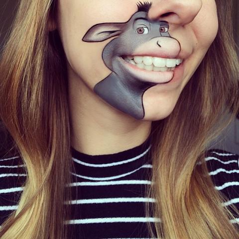 Вот как нужно красить губы (44 фото)