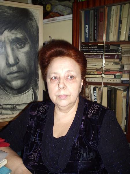 Евгения Веселова