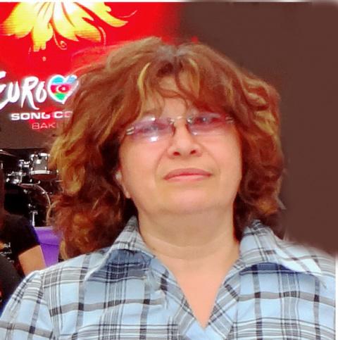 Revshan Aliyeva Kadjar
