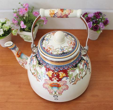 10 чайников, чайничков и не только для чайной церемонии