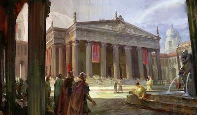 Александрийская библиотека. …