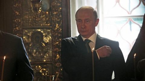В СИРИИ ПУТИН ВОПЛОЩАЕТ МЕЧТУ ПРИМАКОВА О ВОЗРОЖДЕНИИ РОССИИ