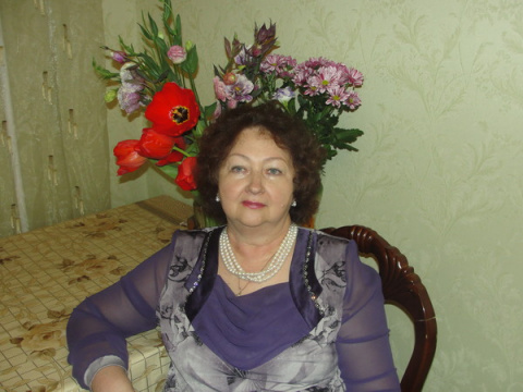 Валентина Назарова